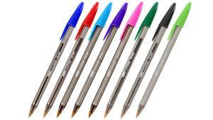 Tükenmez kalemlerin kapaklarındaki deliğin ne işe yaradığına inanamayacaksınız