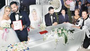 İsmail Bayrak evlendi
