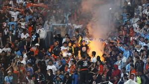 PSG-Marsilya maçı sonrasında 27 gözaltı