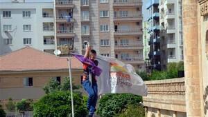 Mardin'de HDP mitingine müdahale
