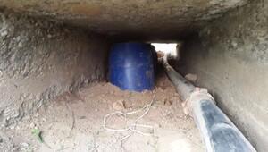 Mardin'de PKK'nın tuzakladığı 225 kilo bomba imha edildi