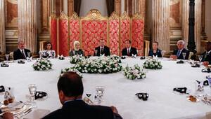 Anastasiadis Erdoğan'ın yemeğine katılmadı