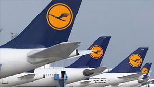 Lufthansa uçağında olay uçak zorunlu iniş yaptı