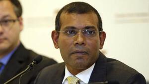 Maldivler eski Cumhurbaşkanı Muhammed Naşid sığınmacı oldu