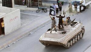Son dakika: Suriye'de Rakka operasyonu başladı