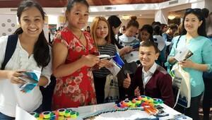 Akdeniz Üniversitesi Kırgızistan Eğitim Fuarı'nda
