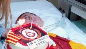 1 yaşına kadar ölür' dediler 13'üncü yaşını kutladı