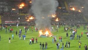 PFDK'dan Eskişehirspor'a 4 maç ceza
