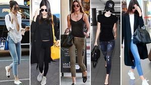 Kendall Jenner'ın vazgeçemediği ayakkabıları