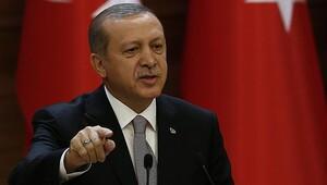 Erdoğan'dan vize resti