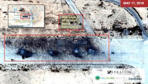 Suriye'de El-Tias Rus üssü muamması