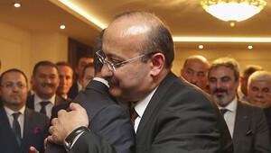 Canikli görevi Akdoğan'dan devraldı