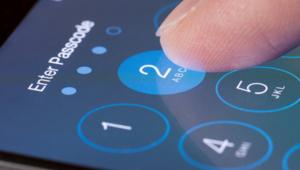 Telefonlarda şifre girme çilesi bitiyor