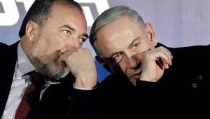 Lieberman'ın partisi Netanyahu hükümetine katılıyor