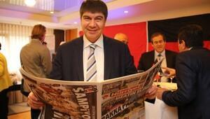 Antalya Büyükşehir Belediye Başkanı Türel'den Avrupalı Türklere çağrı