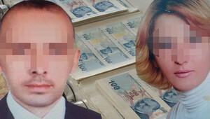 İstanbul'da sevgililere 20 milyon liralık sahte para baskını