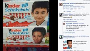 Kinder çikolatalarında ırkçı partiye 'İlkay Gündoğan' sürprizi