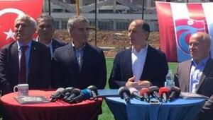 Trabzonspor'da Ersun Yanal imzayı attı!