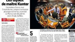 Kunter'e L'Equepe'ten büyük övgü