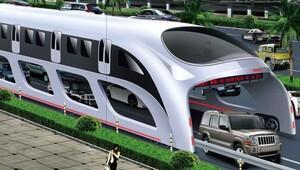 Çin trafik sorununu teknolojiyle çözecek