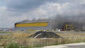 Tuzla'da patlama