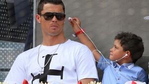 Cristiano Ronaldo'ya evlat darbesi! Önce Messi şimdi de Bale