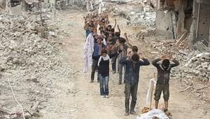 Son dakika haberi: Nusaybin'de 42 PKK'lı terörist böyle teslim oldu...