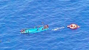 Libya açıklarında göçmen faciası