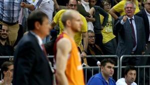 İşte olaylı Fenerbahçe-Galatasaray maçı için federasyonun kararı!