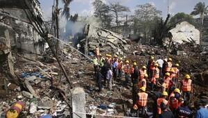 Hindistan'da patlama: 3 kişi öldü