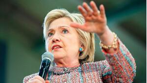 Hillary Clinton hacklendi
