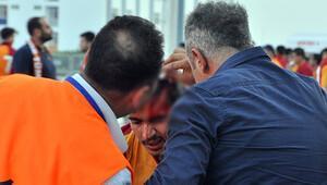 Galatasaray-Fenerbahçe derbisi öncesi Antalya Arena karıştı