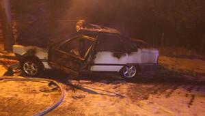 Denizli'de korkunç trafik kazası