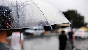 Ege kıyıları hariç tüm yurtta sağanak yağış var