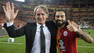 Riekerink Galatasaray'da kalacak mı? İşte cevabı