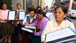 'Peru'da on binlerce kadın kısırlaştırıldı'