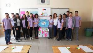 700 öğrenciye 'toplumsal cinsiyet eşitliği' eğitimi