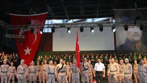 Öğrencilerden Gelibolu müzikali