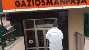 Gaziosmanpaşa Adliyesi'ne silahlı saldırı