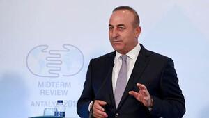 Mevlüt Çavuşoğlu'ndan ABD'ye: Kabul edilemez, ikiyüzlülüktür