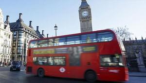 Londra otobüslerinde