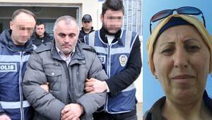 Eşini asansör boşluğuna atan imama büyük ceza