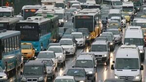 Trafik artıyor... Meteoroloji'den İstanbul açıklaması
