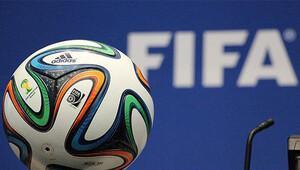 A Milli Futbol takımın rakibine ceza