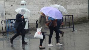 Meteoroloji'den yağış ve sıcaklık uyarısı