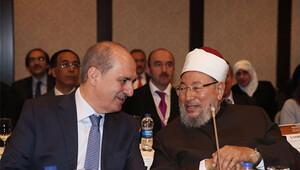 Numan Kurtulmuş'tan İslam ülkelerine çağrı