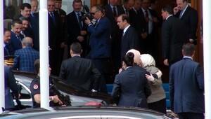 'First Lady'lerin samimi buluşması