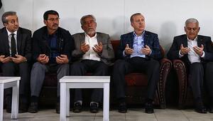 Erdoğan ve Yıldırım, Dürümlü'de