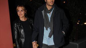 Meryem ve sevgilisi Alp Özcandan Monacoda aşk pozu