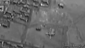 IŞİD vuruldu... 40 terörist öldürüldü
